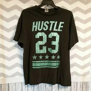 Tops - 6/$20❤ Women's 'Hustle 23' Short Sleeve TShirt